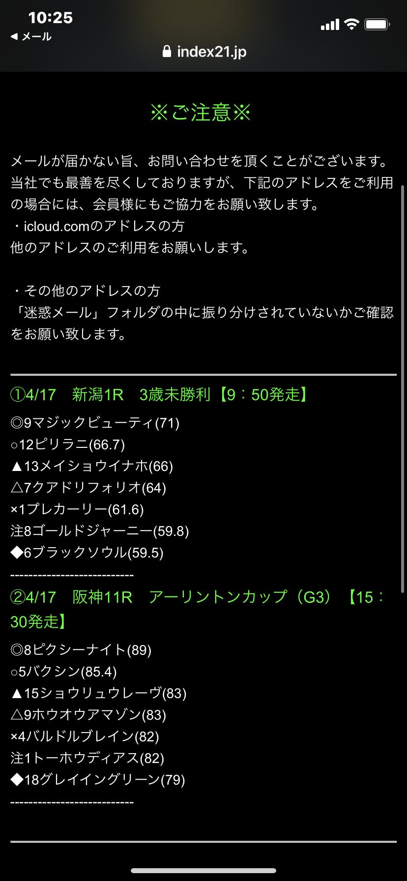 INDEX21(インデックス21)無料情報0417